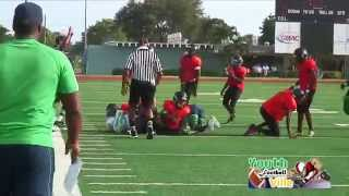 Footballville14u (FYFL) Miami Gardens Chiefs vs Maryland Seahawks