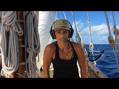Hōkūleʻa Update | May 27, 2017: Kaʻiulani Murphy