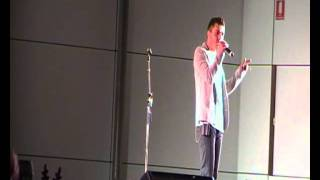 Anthony Callea - Santa Claus is Coming To Town & Get Here - Xmas on the Broadwater, Gold Coast