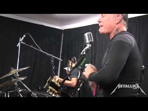 The secret language of Metallica - Helsinki - 2014