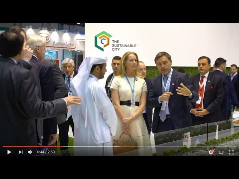 The Sustainable City in The World Future Energy Summit (WFES) 2017