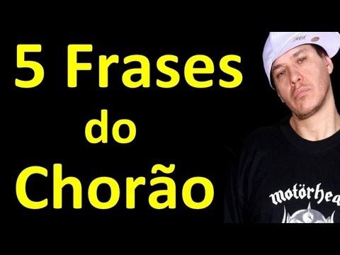 5 Frases Do Chorão Youtube