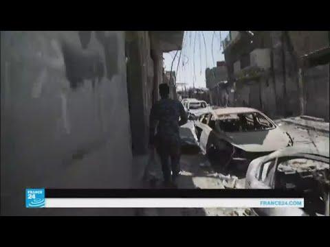 الموصل: تنظيم -الدولة الإسلامية- يشن هجوما مباغتا على حيي التنك واليرموك