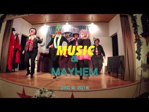 Music & Mayhem, 2016