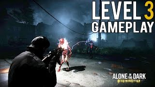 Alone in the Dark Illumination PC Gameplay Benchmark - Level 3 - 1080p60fps Maxed Out (EPIC)