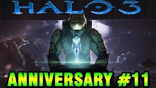 Halo 3 Celebrando Los 11 Años ANNIVERSARY | Stream de Campaña y Multijugador