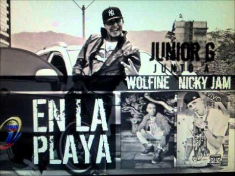 Junior G Ft. Nicky Jam y Wolfine - En La Playa