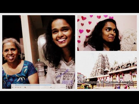 Beautiful Bangalore, desk tour & Back in my old room | Vlog