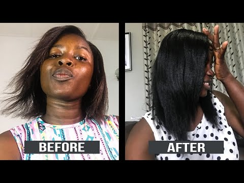HOW TO GROW A HEALTHY LONG FULLER HAIR.  | FOR ALL TYPES|
