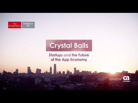 Crystal Balls: Startups and the Future of the App Economy