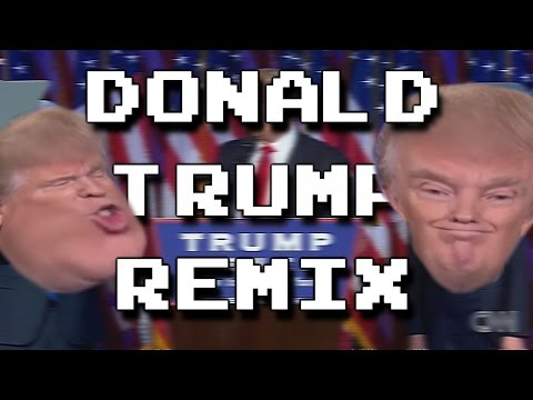 DONALD TRUMP REMIX by MILIK MARCI
