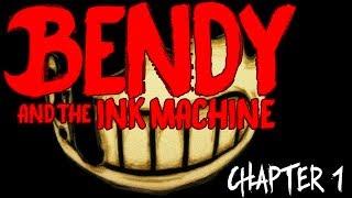 DIE DISNEY STUDIOS DES GRAUENS!  | Bendy and the Ink Machine