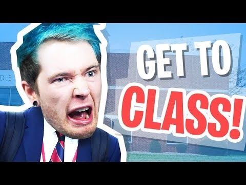 i tried to build my own school.. AND FAILED!!