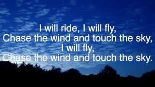 Brave - Touch the Sky - With Lyrics! (HD)