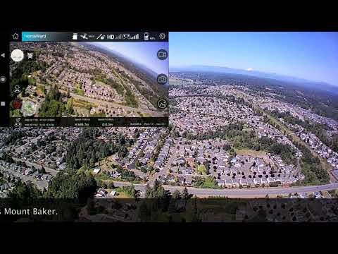Download Potensic D58 Drone Max Altitude?