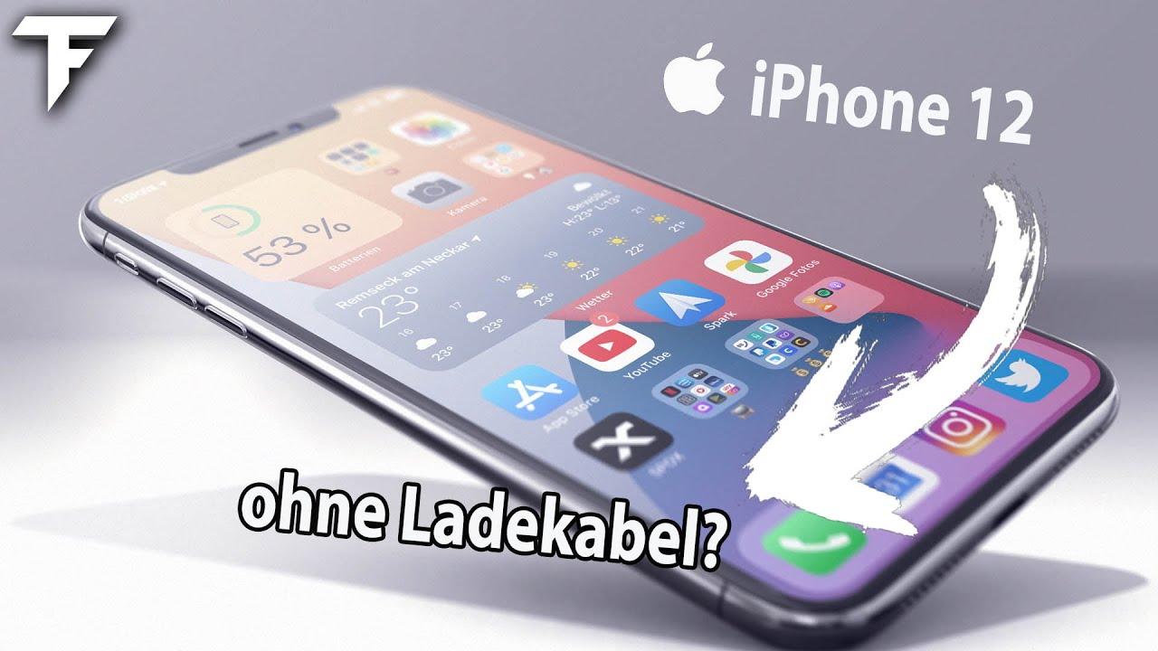 iPhone 12 UNGLAUBLICHE ÜBERRASCHUNG - Kein Ladestecker⁉️