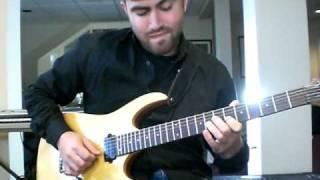 Dido - White Flag Cover - Guitar Instrumental!!!