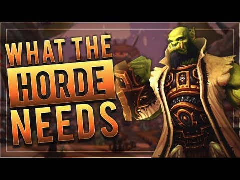 Why the Horde Needs Thrall | Speculation & Discussion