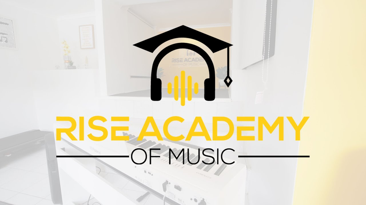 Studio Reveal | Rise Academy of Music
