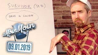 Meine Top-TV-Show, Papstrente & Tinder-Flirtfail   MoinMoin mit Donnie