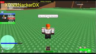 ROBLOX : The Ultimate Power[TUP] I Haz admin Part one.