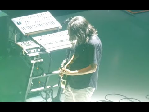 "TOOL performed ""Swamp Song"" from ""Undertow"" 1st time live in 12 years!"