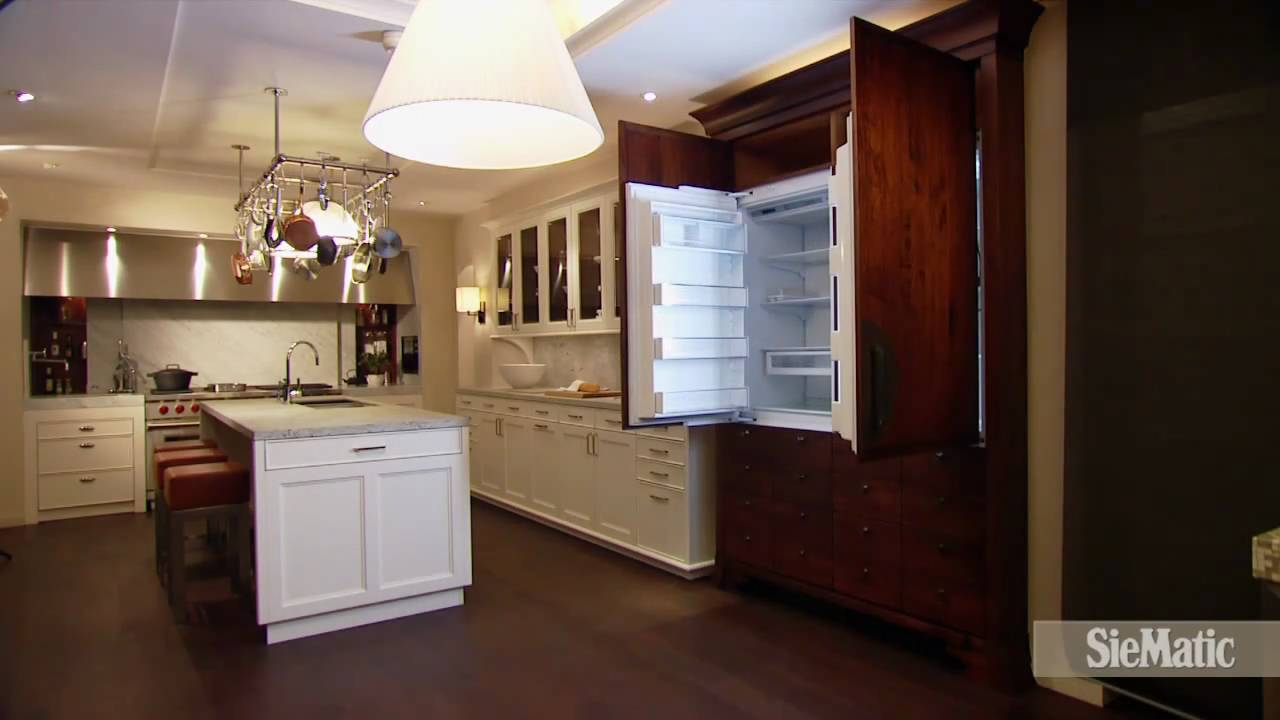 Siematic beauxarts youtube for Siematic kitchen design