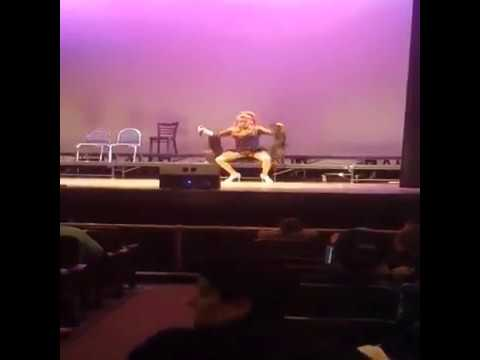 Parents Horrified by Man's Drag Show Routine at school talent night