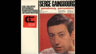 Serge Gainsbourg Marabout