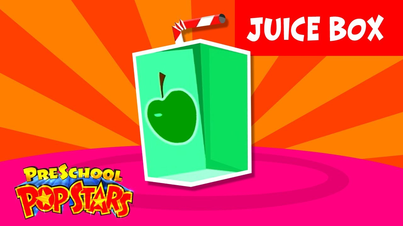 kids song juice box funny animated children s music video by preschool popstars kid songs [ 1280 x 720 Pixel ]
