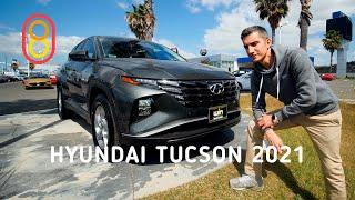 Обзор Hyundai Tucson 2021 — ХОРОШО!