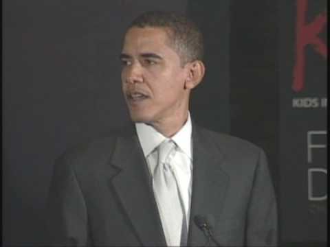 """Barack Obama """"Empathy Deficit"""" 2006"""