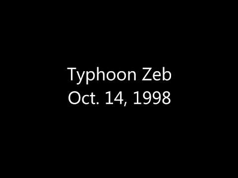 Unforgettable typhoons in the Philippines 90's