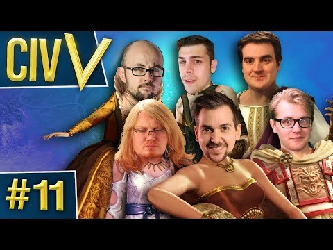 Civ V: Euro Rumble #11 - Postal Nightmare