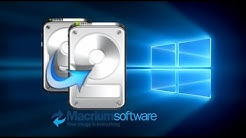 Cloner un disque HDD / SSD avec Macrium Reflect