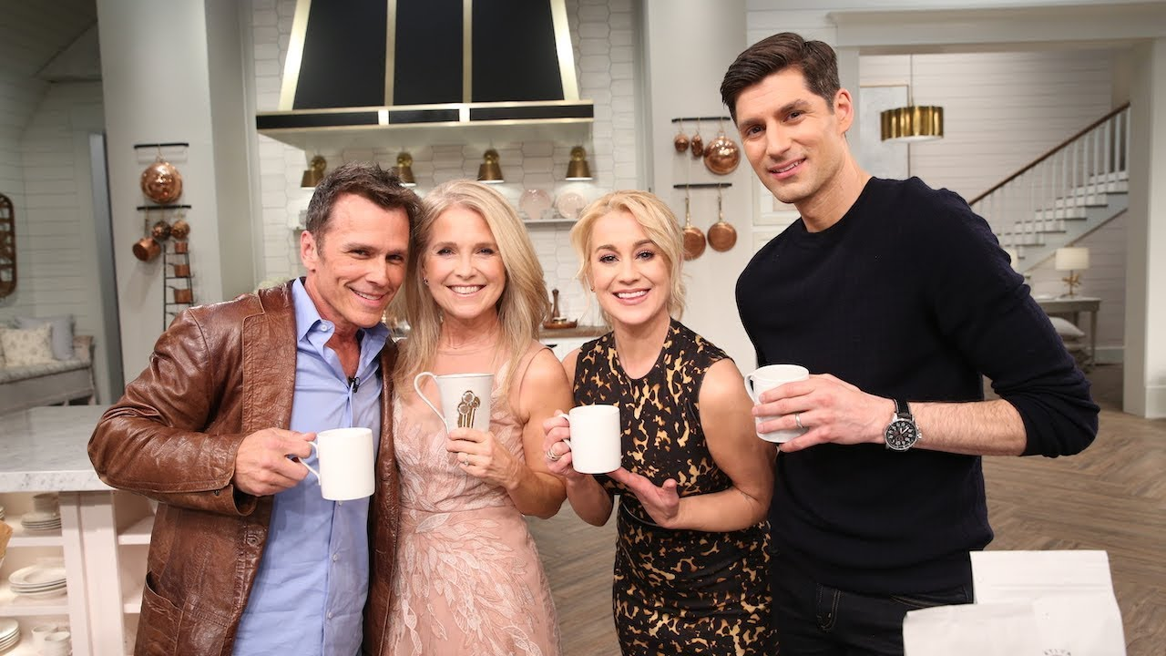 Monday 42219 Rachel Hollis Scott Melissa Reeves Pickler And Ben