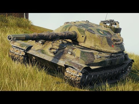 World of Tanks Object 705A - 6 Kills 10,4K Damage