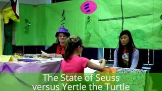 The State of Seuss versus Yertle the Turtle