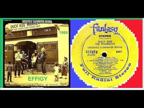 Creedence Clearwater Revival - Effigy 'Vinyl' mp3