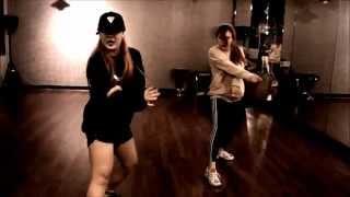 Plane Crash-Hyphy Da Spider   Choreography by Darlene Lee   Hiphop Funk