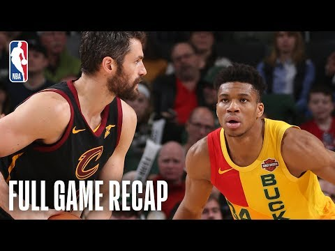 None - Cavs Drop Road Contest To Bucks In Milwaukee