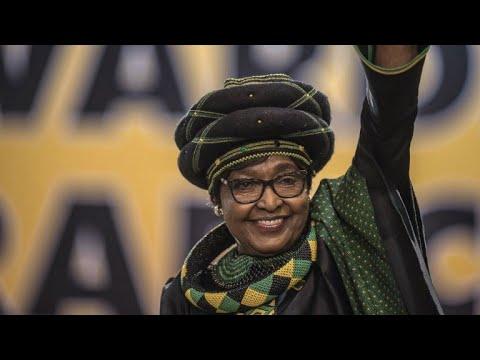 South Africa's Winnie Mandela has died