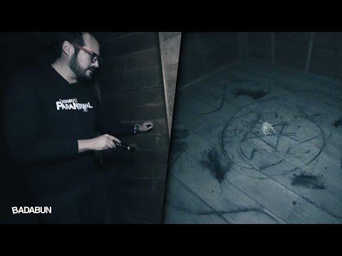 Misión Paranormal. Ep 3 | Rituales satánicos en lugar abandonado