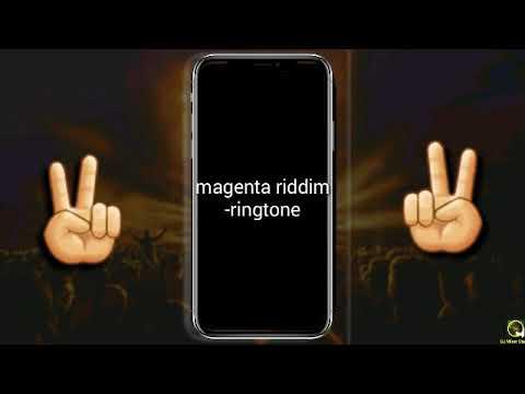 dj snake-Magenta riddim ringtone(remix)