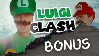 BONUS - LUIGI CLASH MARIO thumbnail