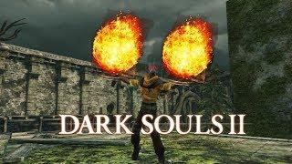 FIREBALLS EARLY CHEESE - Dark Souls 2 Sotfs