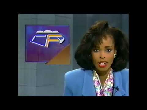 Eyewitness 13 News - Tampa sports report by Pam Oliver (1992)