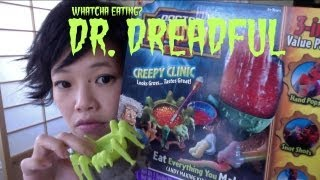 Dr. Dreadful Zombies Creepy Clinic - Whatcha Eating? #103