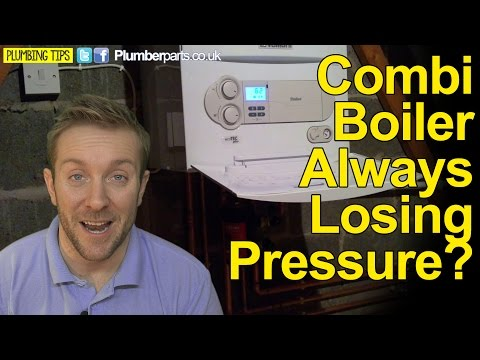 BOILER KEEPS LOSING PRESSURE - WHY AND HOW TO FIX - Plumbing Tips