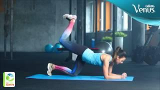 Uwolnij energię - trening na nogi